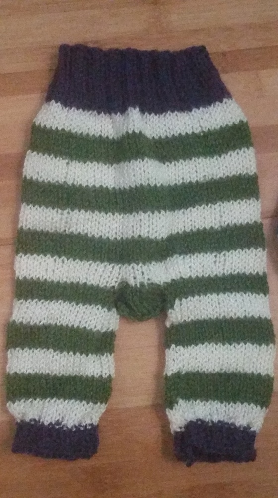 My First Test Knit (4/4)