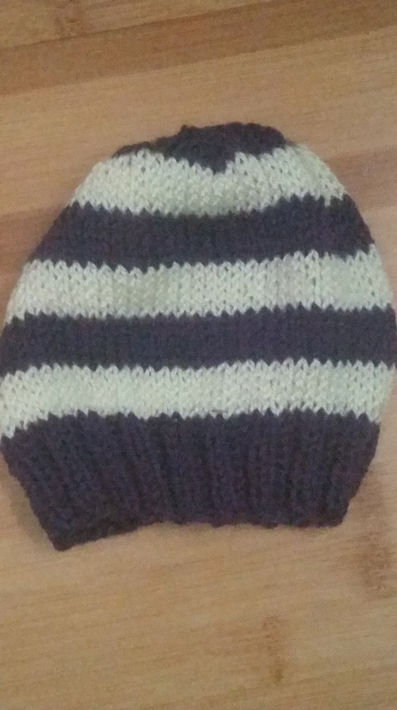 My First Test Knit (3/4)
