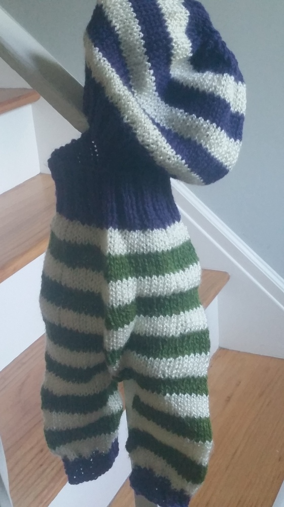 My First Test Knit (2/4)